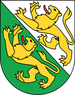 Cantonal coat of arms of Thurgau